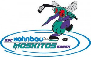 Logo ESC Wohnbau Moskitos Essen