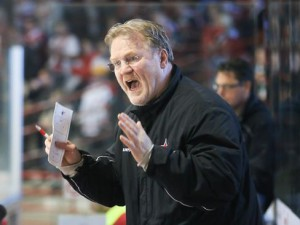 SBR Coach Franz Steer - © by Eishockey-Magazin / A. Chuc