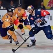 Red Bulls verlieren Rückspiel gegen starke Finnen