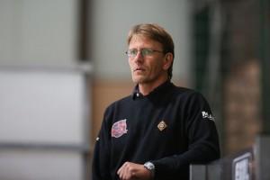 Petri Kujala (Trainer EC Bad Nauheim) - © A. Chuc