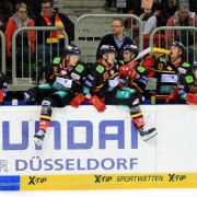 DEG zieht positive Bilanz der Champions Hockey League
