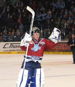 Maximilian Franzreb - © by Eishockey-Magazin (RH)