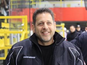 Scorpions-Coach Lenny Soccio - © by Eishockey-Magazin (DR)