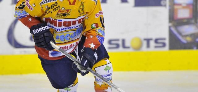Blick in die italienische Serie A: Italienmeister HC Asiago muss nachsitzen