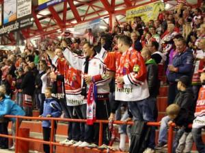 Crimmitschau Fans