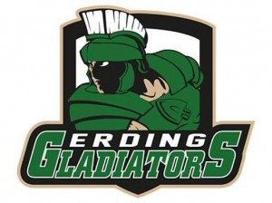 Erding Gladiators Logo
