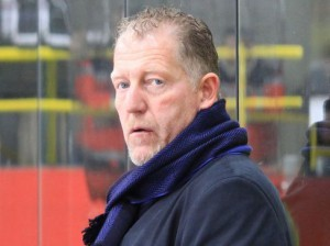 Essens Trainer Frank Gentges - © by Eishockey-Magazin (DR)