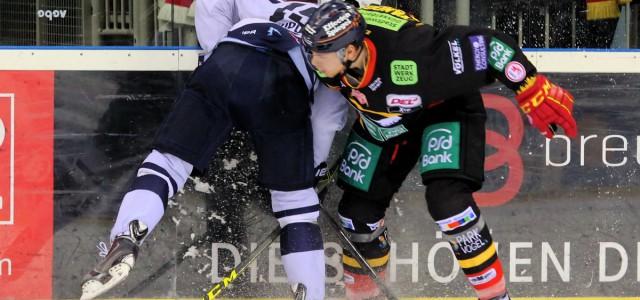 DEG schießt die Hamburg Freezers mit dem höchsten Saisonsieg 7:1 aus dem Dome