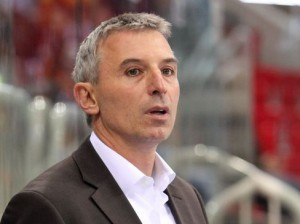Bundestrainer Uli Liebsch