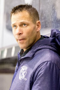 ESVK Coach Mike Muller - © by Eishockey-Magazin (DS)