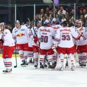 Der Eishockeyclub Red Bull Salzburg gibt bald wieder eine Poker-Charity