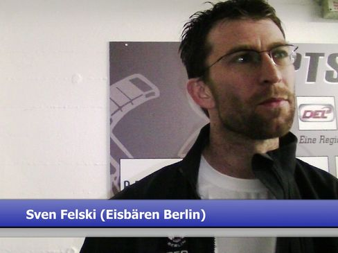 Sven Felski - © by Eishockey-Magazin TV