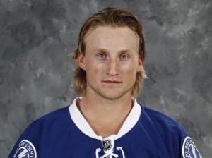 Steve Stamkos von den Tampa Bay Lightning - NHL