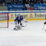 Dresden: Sieg gegen ESVK / Pre-Playoff-Gegner Crimmitschau / Kartenvorverkauf
