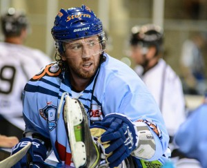 Sean O´Connor traf doppelt - © by Eishockey-Magazin (EF)