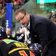 """DEG vor zwei schweren Spielen, aber: """"Genau dafür lieben wir Eishockey!"""""""