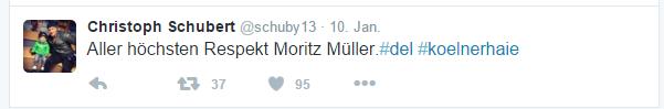 Christoph Schubert schuby13 Twitter