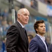 Bill Stewart bleibt Cheftrainer der Dresdner Eislöwen
