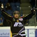 Eishockeyspiel wird bei Vasiljevs Abschied zur Nebensache
