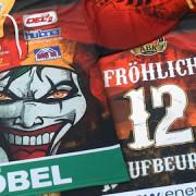 Mit dem Joker auf der Brust gegen die Heilbronner Falken