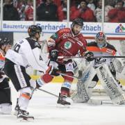 Derby gegen Bad Nauheim am Sonntag um 18:30 Uhr / Freitag in der Lausitz, Dienstag Heimspiel gegen Heilbronn