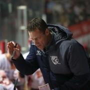 ESVK entbindet Trainer Mike Muller von seinen Aufgaben als Cheftrainer, Toni Krinner übernimmt