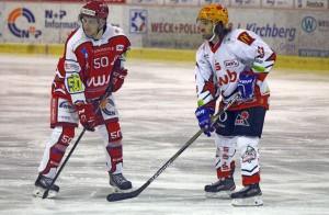 Christoph Kabitzky und Alexander Nikiforuk (rechts) - © by EH-Mag. (SR)