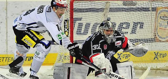 Ice Tigers buchen das Viertelfinal-Ticket – Jochen Reimer gibt sein Comeback