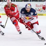 Blick ins EBEL-Halbfinale: Der Klagenfurter AC zwingt die Bullen aus Salzburg in die Knie