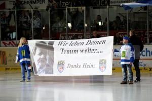 """Erinnerung an den verstorbenen früheren """"Big Boss"""" Heinz Weifenbach - © by EH-Mag. (JB)"""