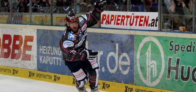 Leidenschaftlich fightende Roosters erkämpfen sich 4:2 Sieg – Samstag Spiel sechs in Nürnberg