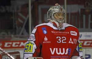 Goalie Niklas Deske - © by EH-Mag. (SR)