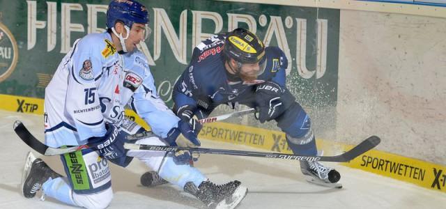 Straubing hat Playoff-Fieber – Die Kapitäne Sandro Schönberger (Tigers) und Patrick Köppchen (Ingolstadt) im Interview
