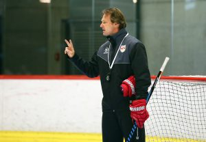 Coach Greg Poss - © by GEPA pictures/ Felix Roittner