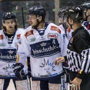 Eislöwen kämpfen um Halbfinal-Einzug / Entscheidung im Spiel #7