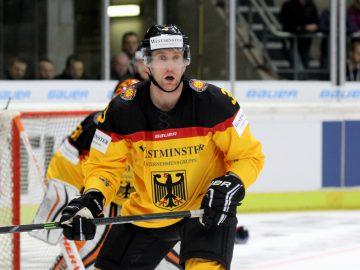 Justin Krueger spielt für den SC Bern