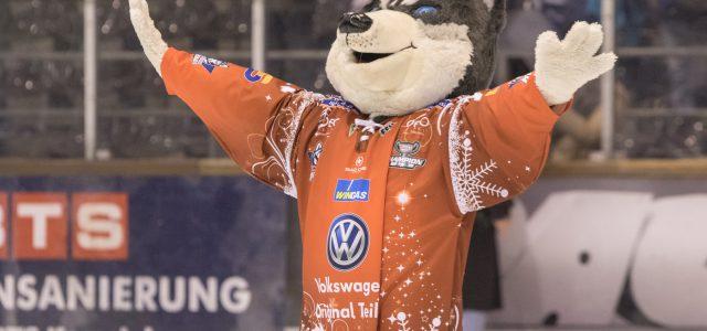 Huskies zisseln auch in diesem Jahr mit!
