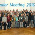 Gipfeltreffen der Eishockey-Händler im Kloster Irsee