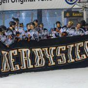 2:3 – Kassel Huskies im Derby erstmals geschlagen