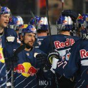 EHC Red Bull München holen drei Zähler gegen Düsseldorf
