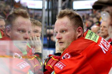 Daniel Kreutzer und die DEG sind bei den Playoffs nur Zuschauer - © by EH-Mag. (DR)