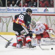 DEL2 Playdowns: Nick Dineen erlöst die Fans des EC Bad Nauheim in der 80. Minute