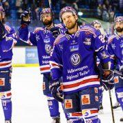 Kassel Huskies sichern Platz 3 mit Sieg über Crimmitschau