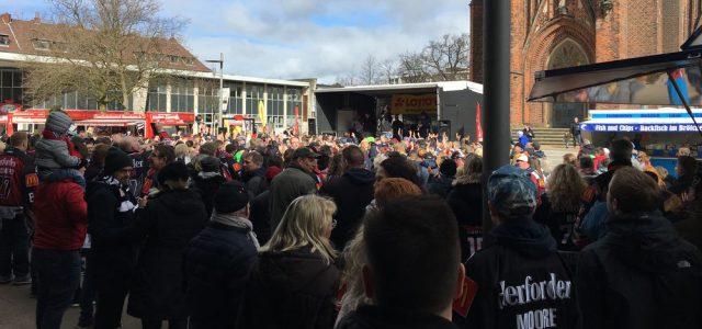 Bremerhaven feiert sein DEL Team