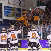 Kassel Huskies scheiden nach großem Kampf aus