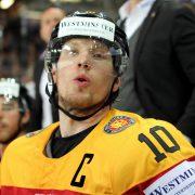 Vor der Eishockey WM: Christian Ehrhoff führt das DEB Team an
