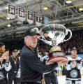 Löwen Frankfurt krönen ihre Jubiläums-Saison mit dem DEL2-Meistertitel