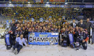 Alps Hockey League - Rittner Buam