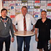 Sepp Staltmayr ist neuer Eishackler Trainer