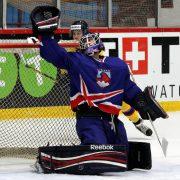 Cooler Typ: Islands Eishockeytorwart Dennis Hedström im Interview